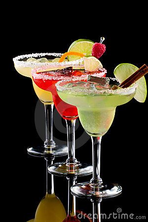 Free Margaritas - Most Popular Cocktails Series Stock Photos - 7112973
