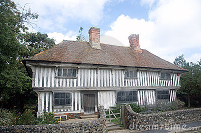 Margates tudor house