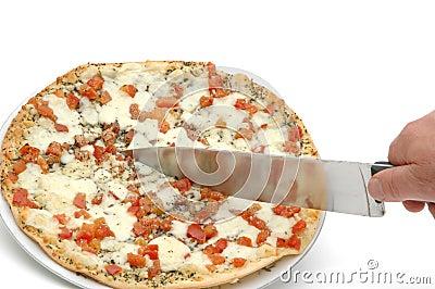 Margherita pizza 5