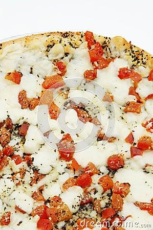 Margherita pizza 6