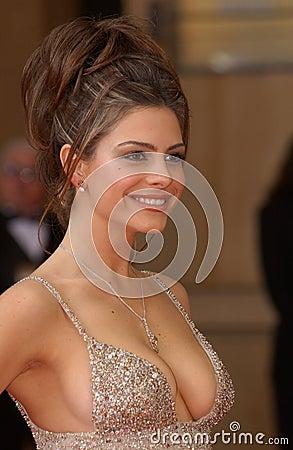Maria Menounos Editorial Stock Photo