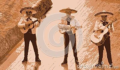 Mariachi musician band