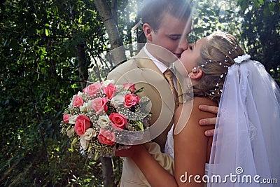 Mariage de baiser