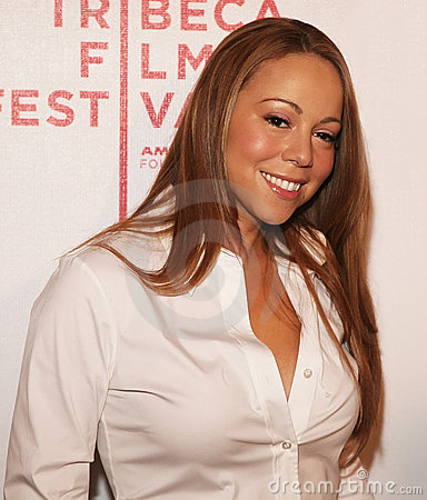 Mariah Carey Editorial Stock Photo