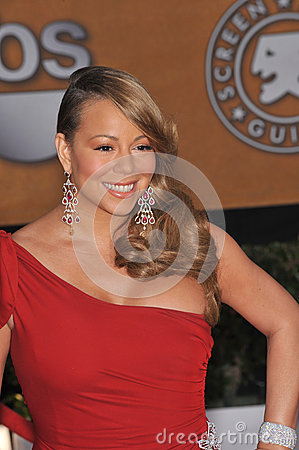 Mariah Carey Editorial Image