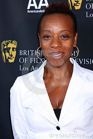 Marianne Jean-Baptiste,  Editorial Stock Photo