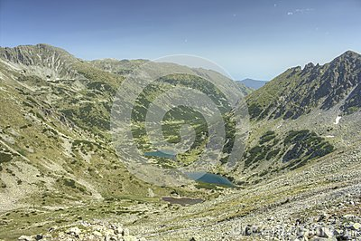 Marichini lakes