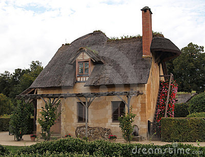 Marie Antoinette s Cottage at Versailles France