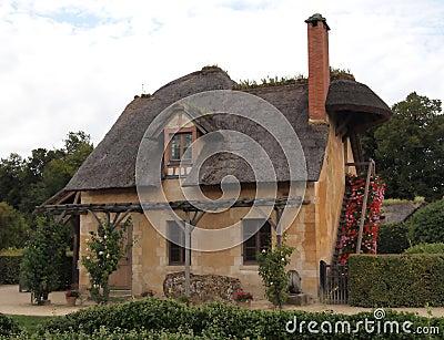 Marie Antoinette s Cottage at Versailles France