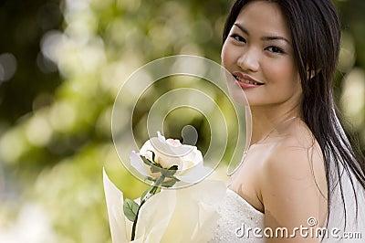 Mariée extérieure 4