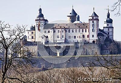 Marienfestung (fortress), Wuerzburg