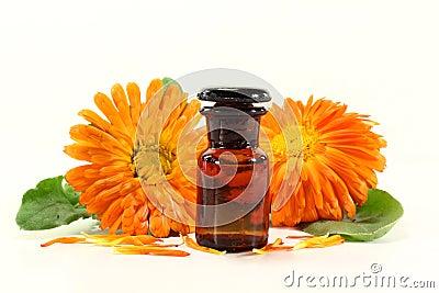 Marigold tincture