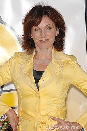 Marilu Henner, The Simpsons Editorial Photography