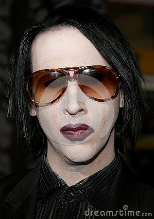 Free Marilyn Manson Stock Images - 79016224