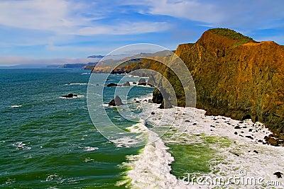 Marin County Coast