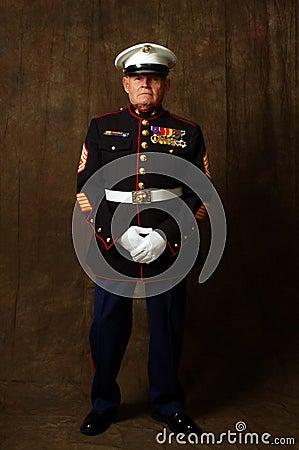 Marin- veteran