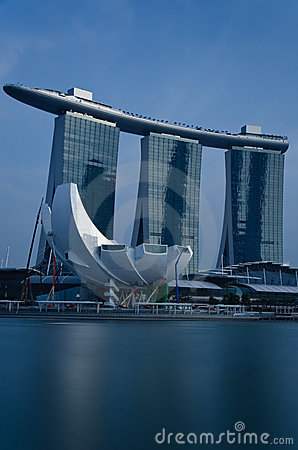 Marina Bay Sands Integrated Resort and Waterfront