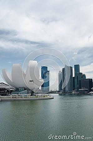 Marina Bay Waterfront, Singapore