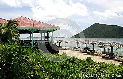 Marina Cay island scenic
