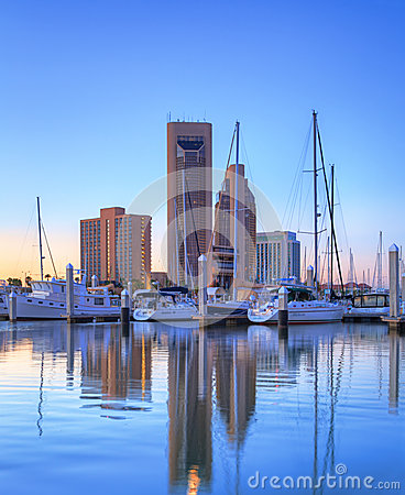 Marina in Corpus Christi