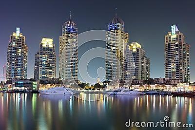 Marina de Dubaï