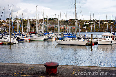 The Marina. Kinsale, Ireland