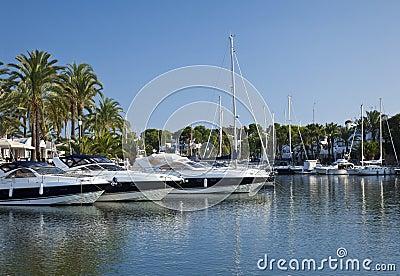 Marina, Majorca