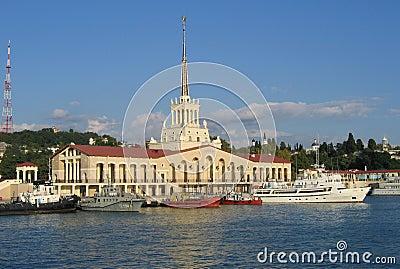 Marina of Sochi
