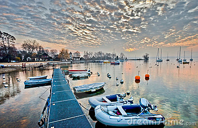 Marina Sunrise III