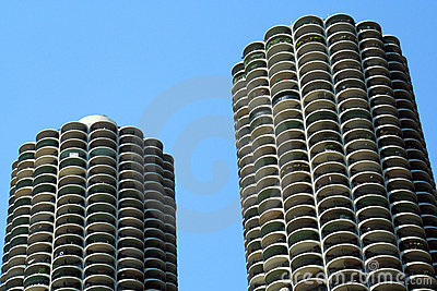 Marina Towers Chicago