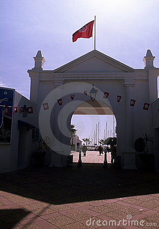 Marina- Tunisia