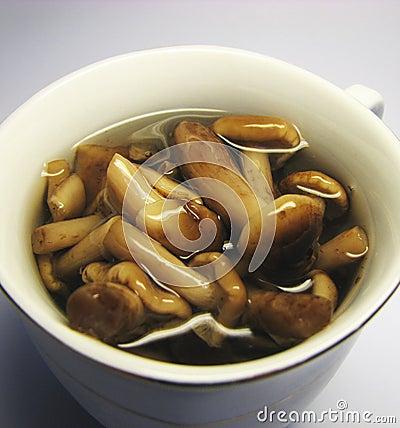 Free Marinaded Mushrooms 5 Stock Photos - 1793223