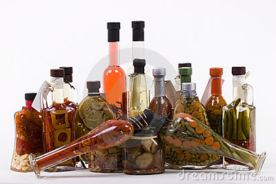 Marinated Products Allsort Stock Images - Image: 4169884