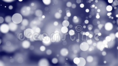 Marinblå mörk Loopable för nytt år bakgrund stock video