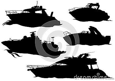 Marine boats