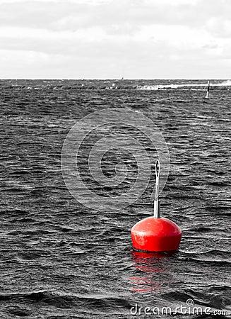 Marine buoy
