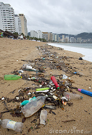 Marine Debris Editorial Photography