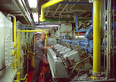 Marine Engineer Ontario Canada