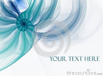 Marine fractal design