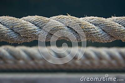 Marine rope made by cezal