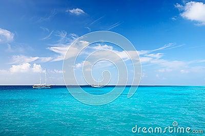 Marine seascape