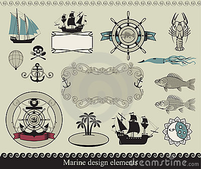 Marine theme