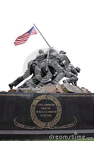 Marines Memorial Arlington