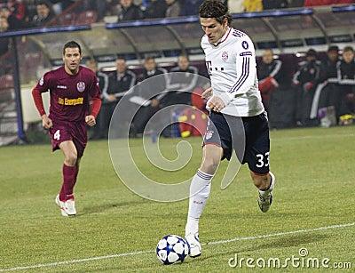 Mario Gomez Editorial Image
