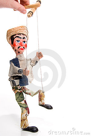 Free Marionette Stock Images - 8336684
