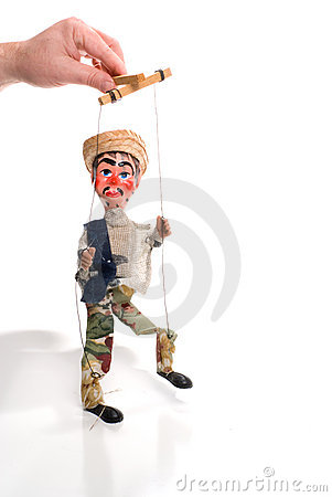 Free Marionette Royalty Free Stock Images - 8336759