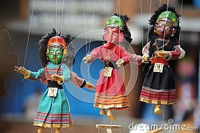 Marionette,Kathmandu
