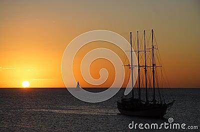 Maritime Sunset