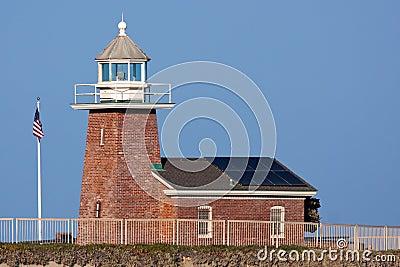 Mark Abbott Memorial Lighthouse in Santa Cruz California