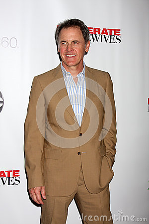 Mark Moses arrives at the  Editorial Photo